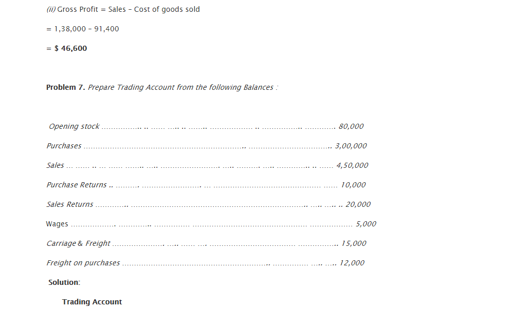 Adjustments in financial accounting 2