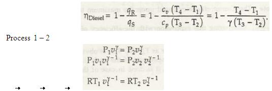 Diesel Cycle 2