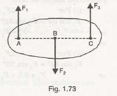 """Equilibrium of a Rigid Body 4"""" = C"""