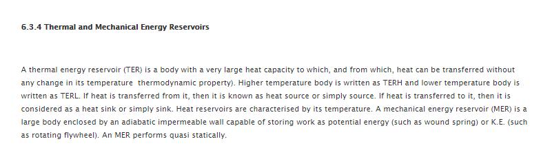Kelvin Plank Statement of Second Law of Thermodynamics 6