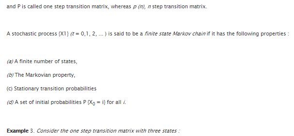 Markov Process and Markov Chain 5
