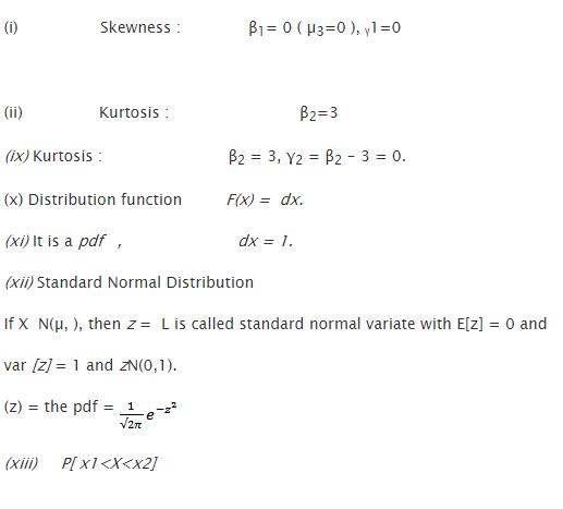 Normal Distribution 2