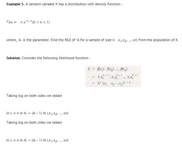 Point Estimation 3