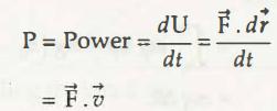 """Power"""" = C"""