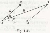 "Resultant of Coplanar Forces 4"" = C"