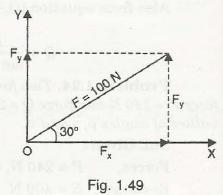 "Resultant of Coplanar Forces 9"" = C"