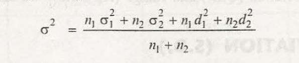 Standard Deviation 12