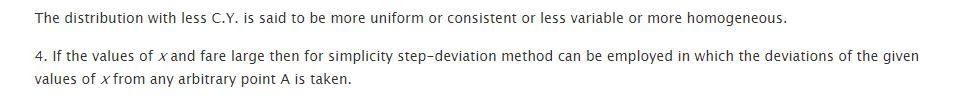 Standard Deviation 7