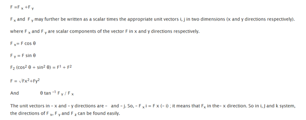 "Two Dimensional Force Systems"" = C"