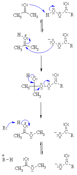 "Oxidation of Cyclic Ketone 2"" = C"
