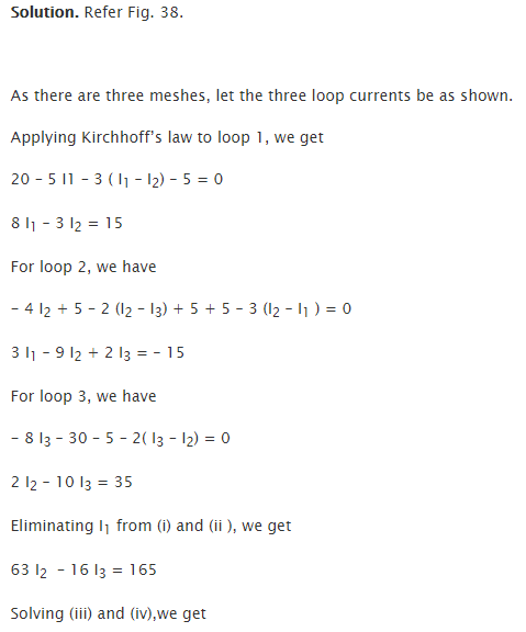 Applications of Kirchhoff's Lawss 20