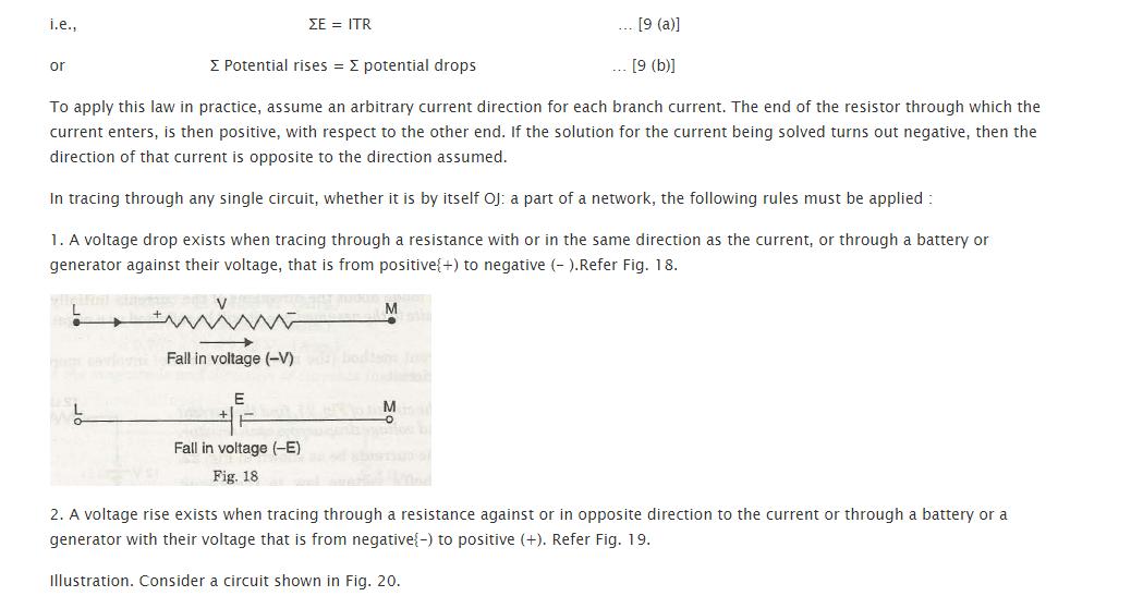 Kirchhoff 's Laws 2