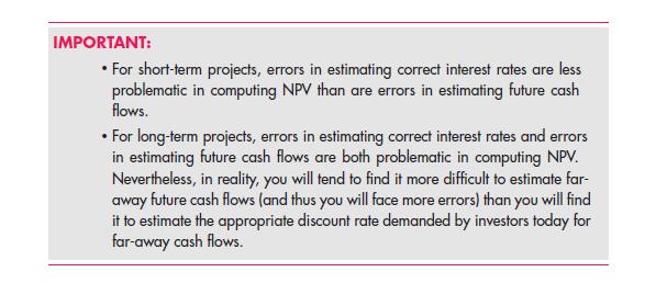 Net Present Value 10