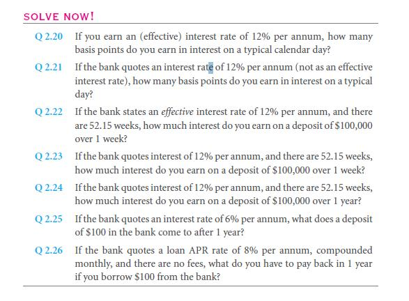 The Time Value of Money, Future Value, and Compounding 28