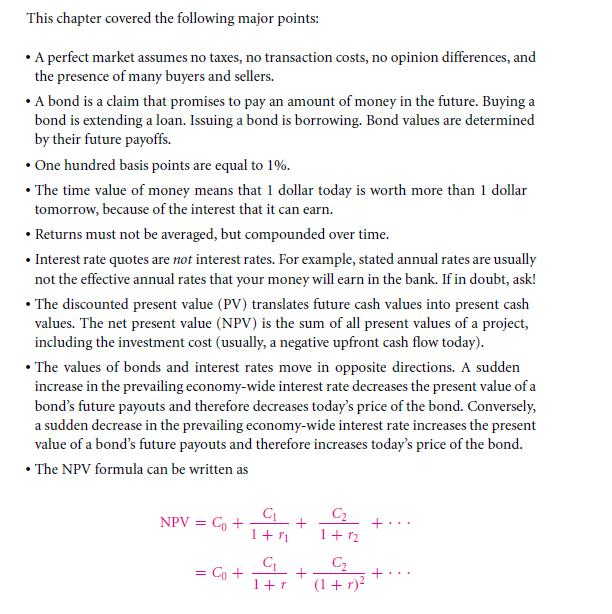 Net Present Value 51
