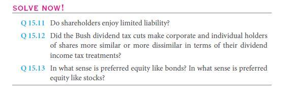 Equity (Stock) 11