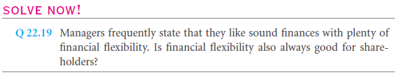 Survey Evidence from CFOs 4