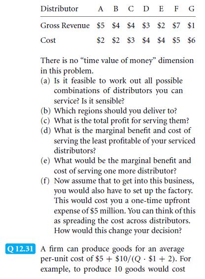 An NPV Checklist 25