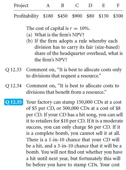 An NPV Checklist 27