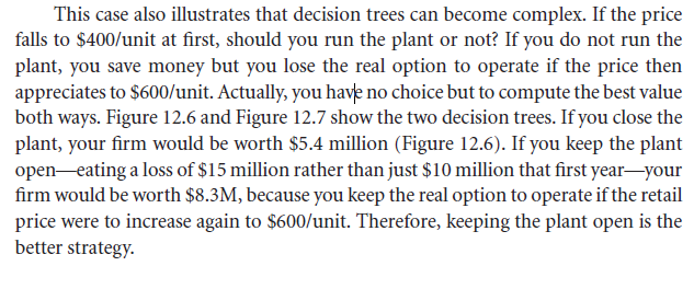 Decision Trees: One Set of Parameters 41