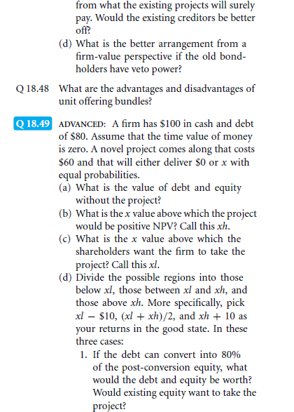 Capital Structure Dynamics 49