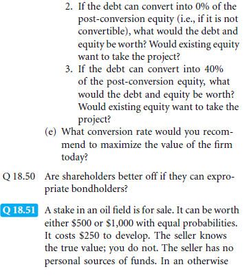 Capital Structure Dynamics 50