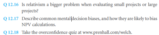 Behavioral Biases 7