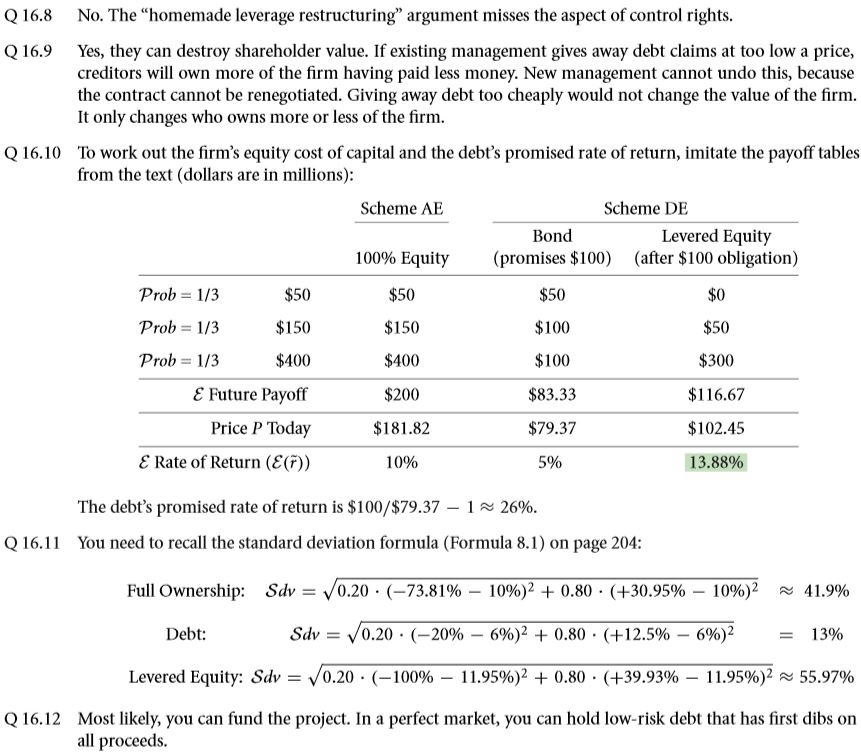 Nonfinancial and Operational Liabilities and the Marginal Cost of Capital 58