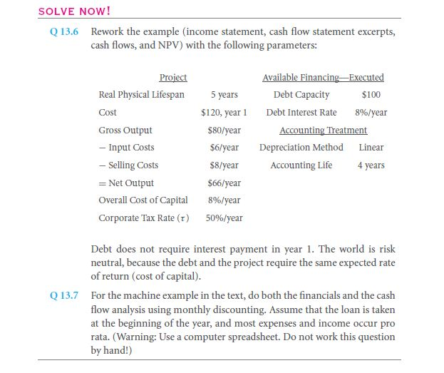 A Bottom-Up Example—Long-Term Accruals (Depreciation) 21