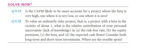 Empirical Evidence: Is the CAPM the Right Model? 29
