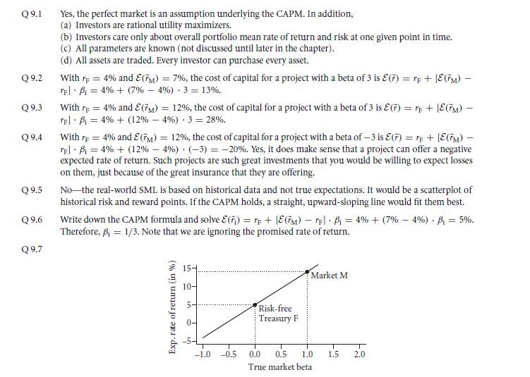 Empirical Evidence: Is the CAPM the Right Model? 33