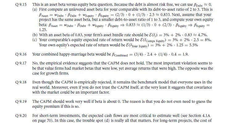 Empirical Evidence: Is the CAPM the Right Model? 36