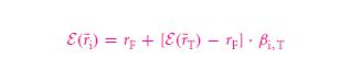 Theory: The CAPM Basis 67