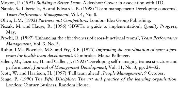 Team Effectiveness 14