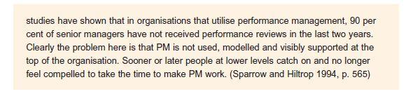Major Performance Initiatives 8