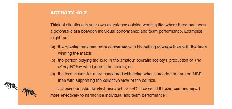 Major Performance Initiatives 9