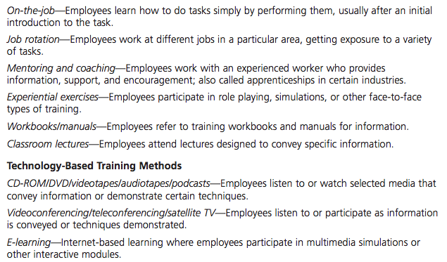 How to Provide Employees with Proper Training and Orientation? 10