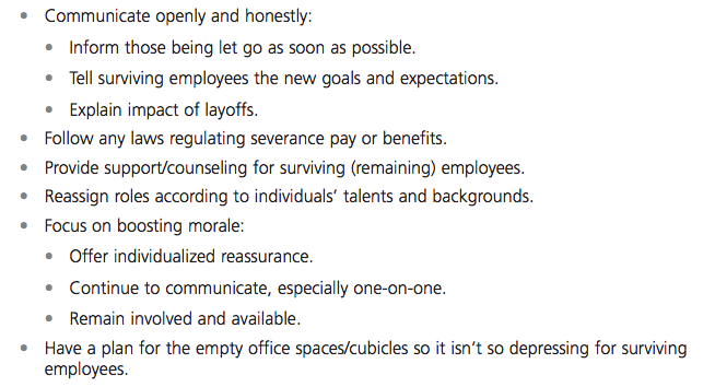 Issues Faced by the Human Resource Department 13