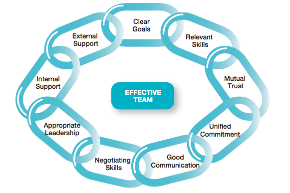 Turning Groups into Effective Teams 14