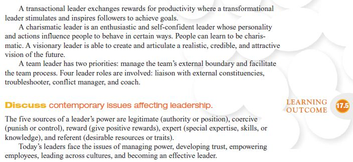 Leadership Issues in 21st Century 11