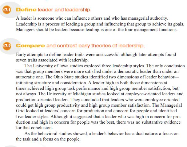 Leadership Issues in 21st Century 9