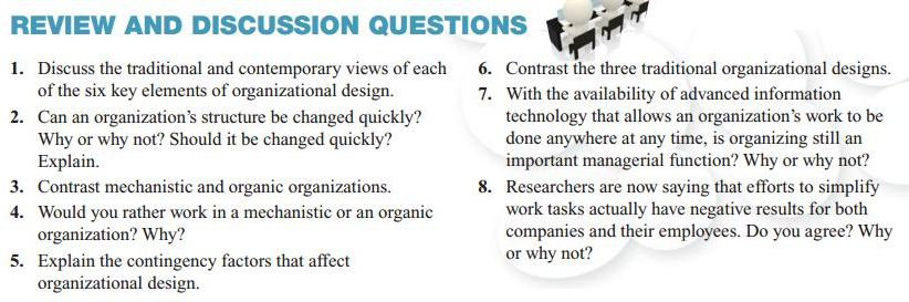 Chapter Ten Summary by Learning Outcomes 11