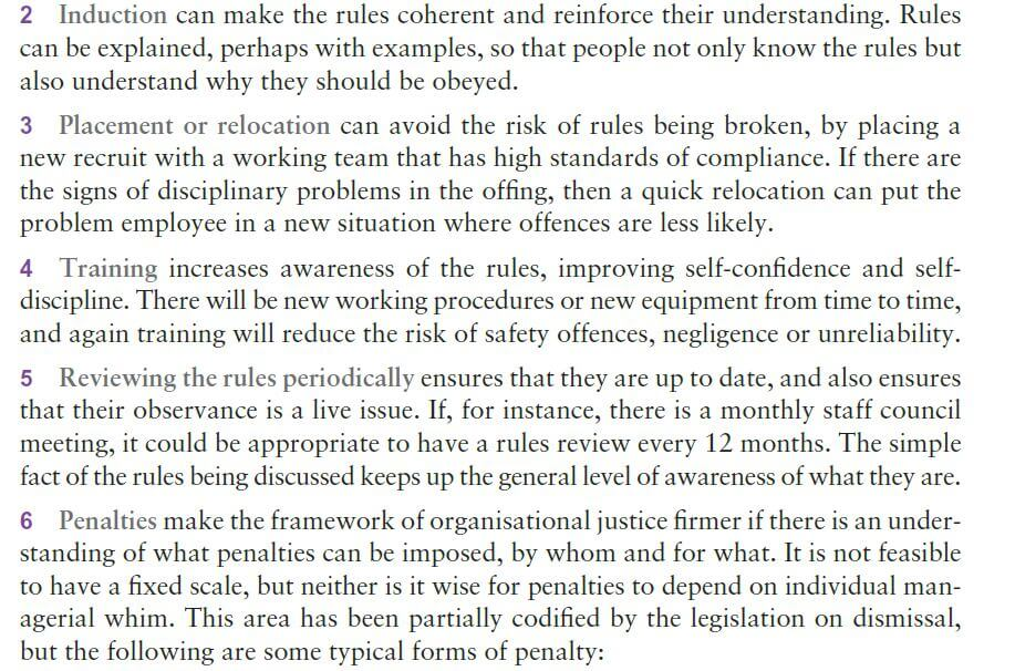 The Framework of Organizational Justice 33