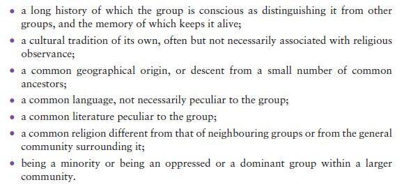 Race Discrimination 8