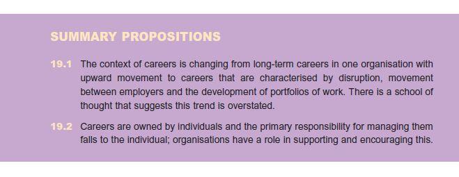 Support for Career Development 9