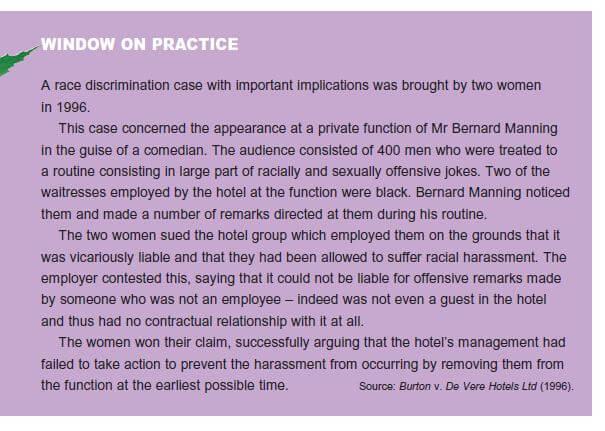 Race Discrimination 9
