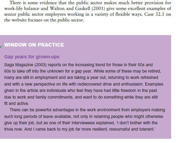 Work-Life Balance Practices 15